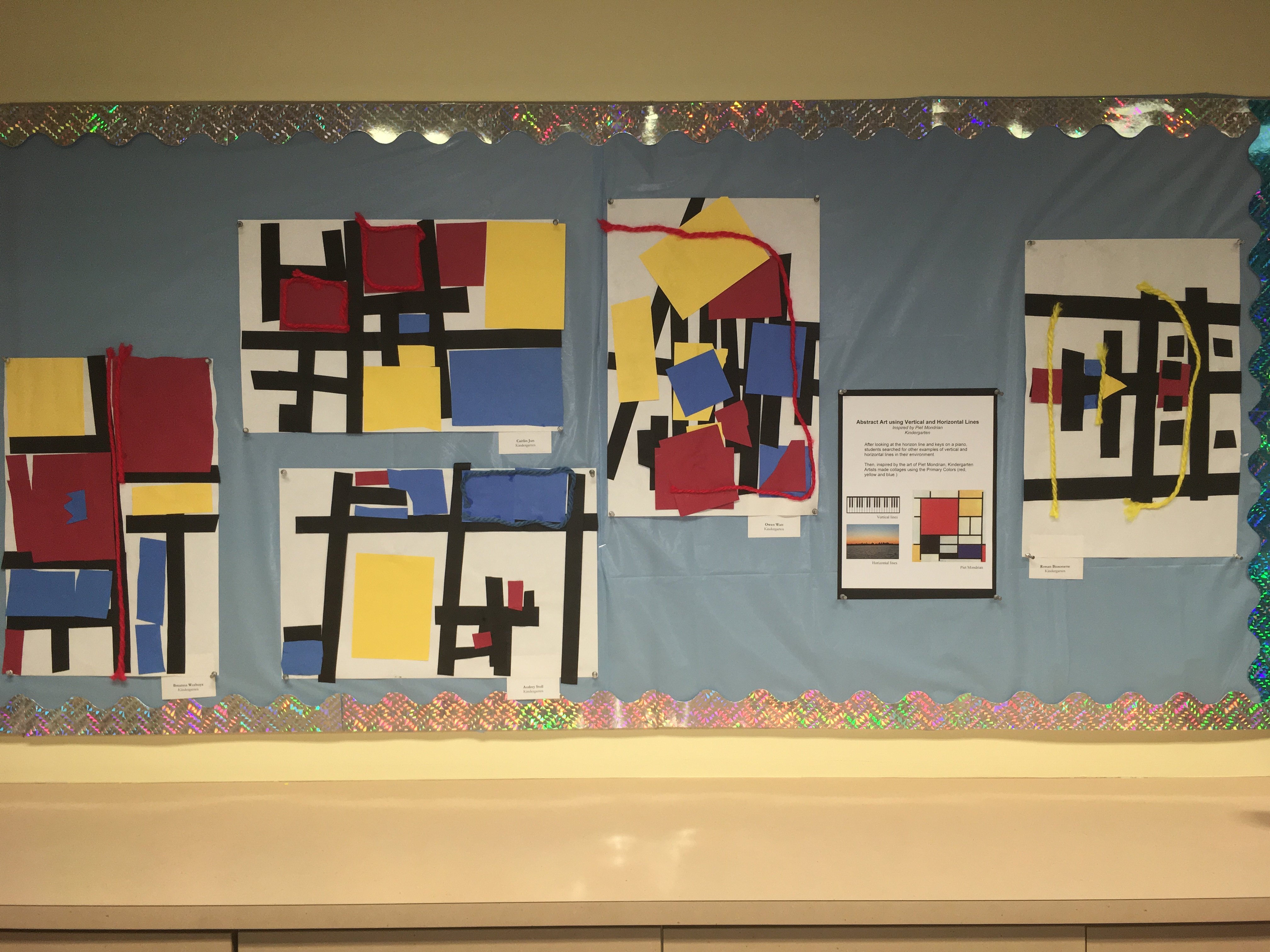 Elementary Arts Education – Project Portfolio -