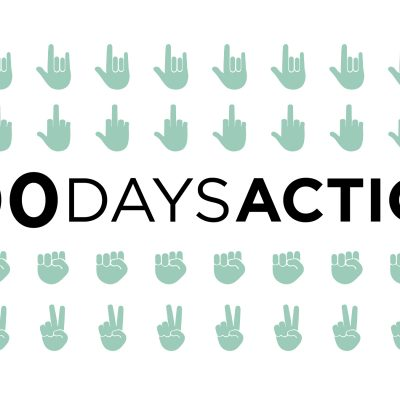 100 Days Action – Resistance Gym @ YBCA